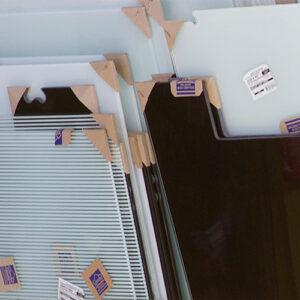 Vidro serigrafado pode substituir com vantagens o vidro temperado em várias aplicações.